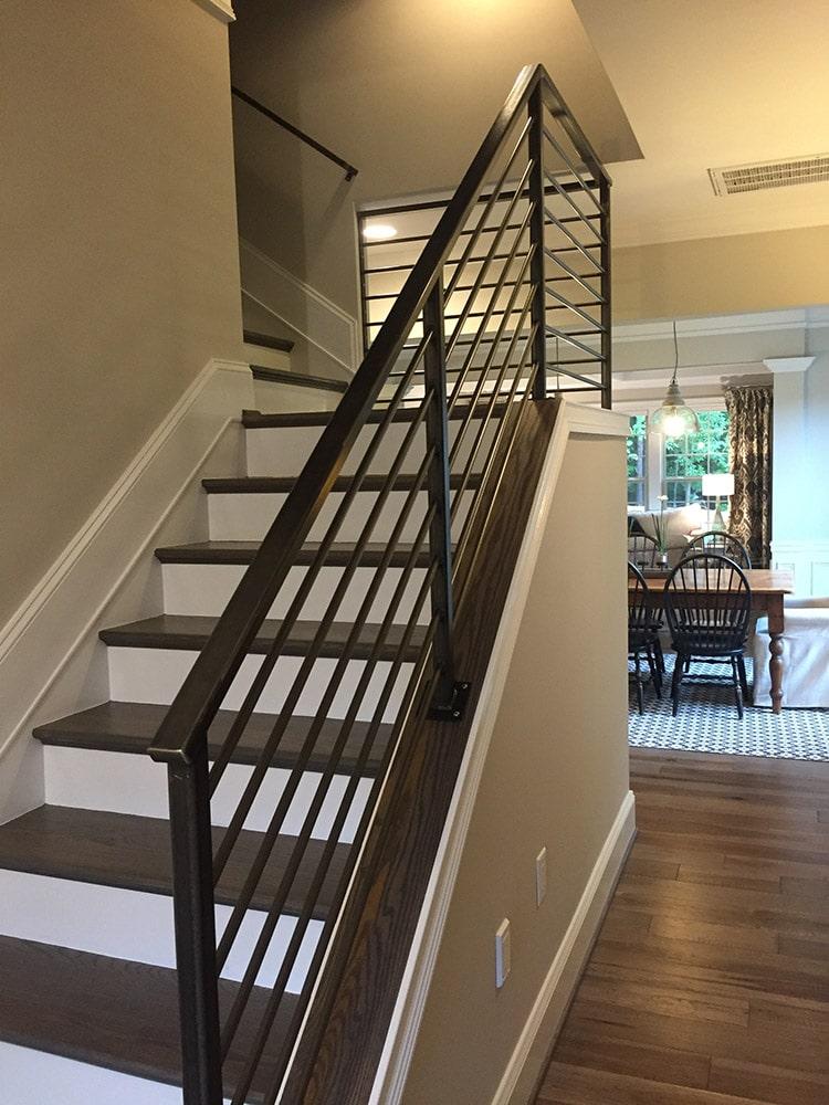 Simple Balcony Railing Design
