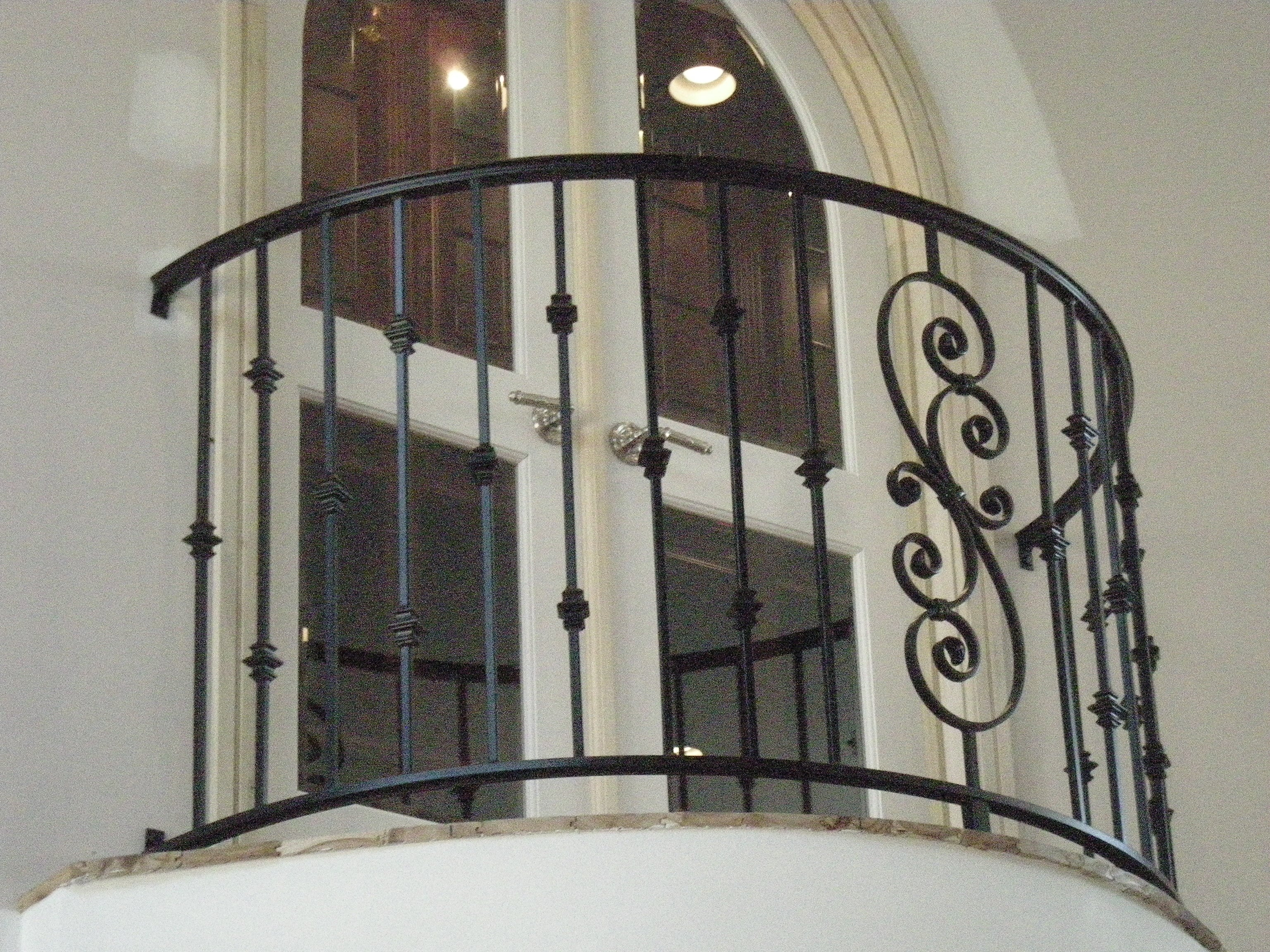 Railing On Balcony Image